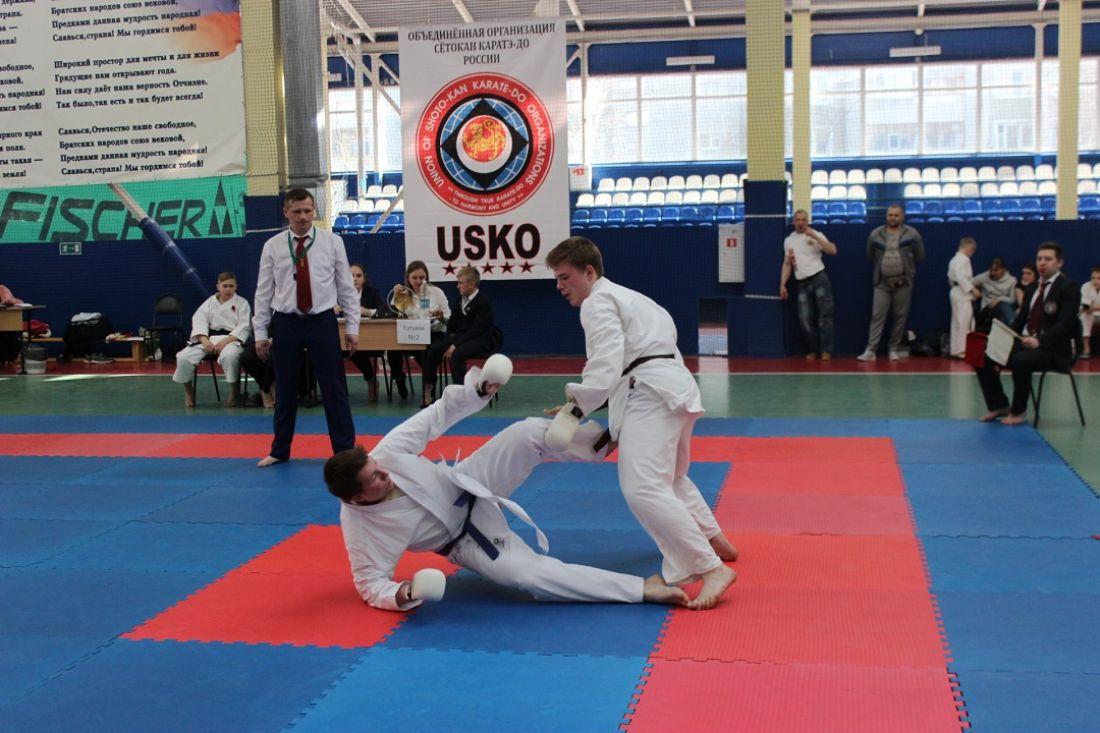 В Пензе состоялись областное первенство и межрегиональные соревнования по восточному боевому единоборству