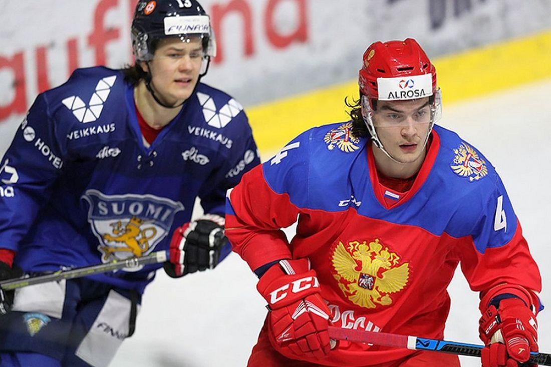 Двое пензенских хоккеистов в составе молодежной сборной взяли «серебро» на «Турнире четырех наций»
