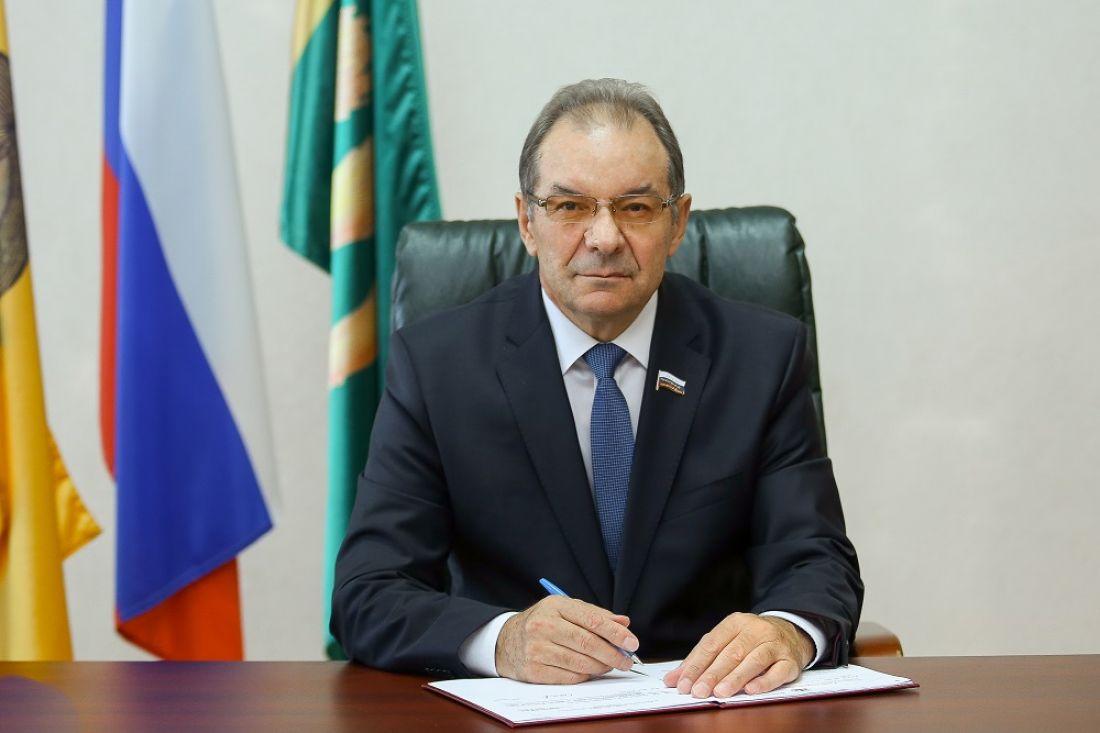 Николай Тактаров поздравил пензенцев с Днем весны и труда
