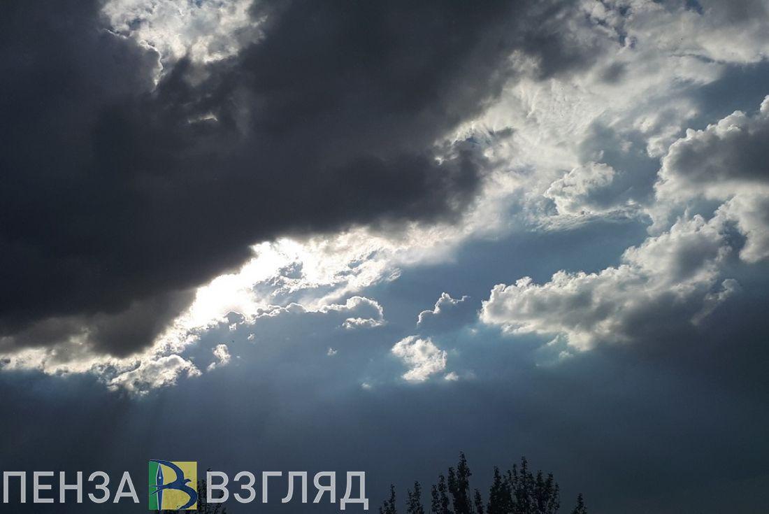 Из-за грозы жители Пензенской области могут остаться без света