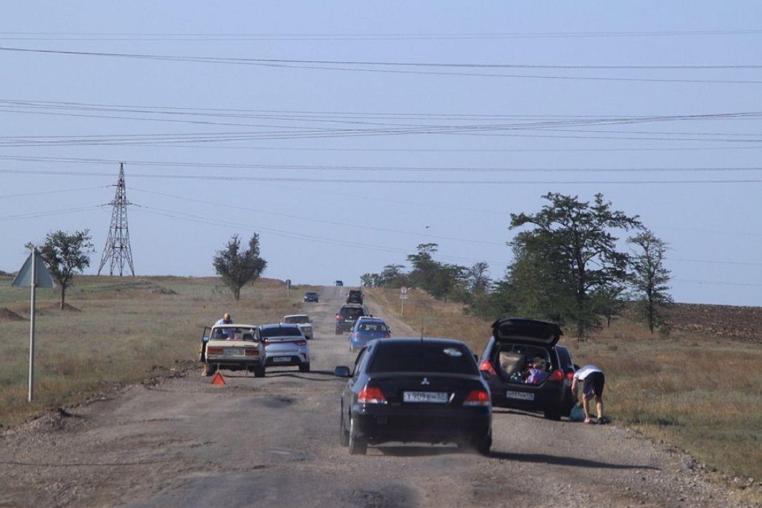 Россияне смогут отмечать очаги аварийности на «Карте убитых дорог»