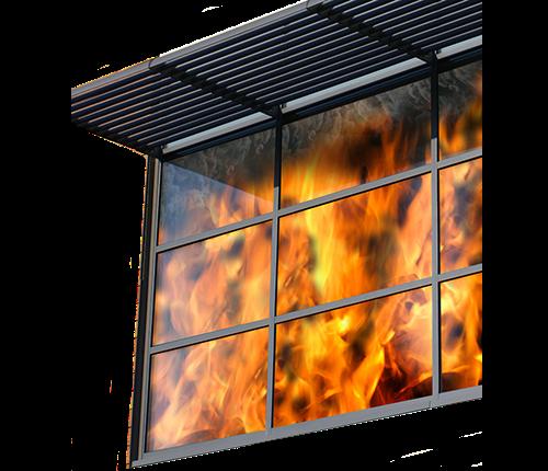 Где заказать окна противопожарные